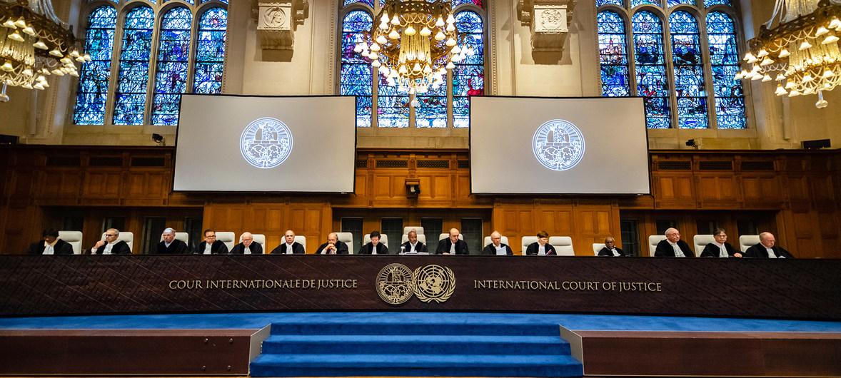 حکم تاریخی دادگاه لاهه در خصوص نسل کشی مسلمانان در میانمار