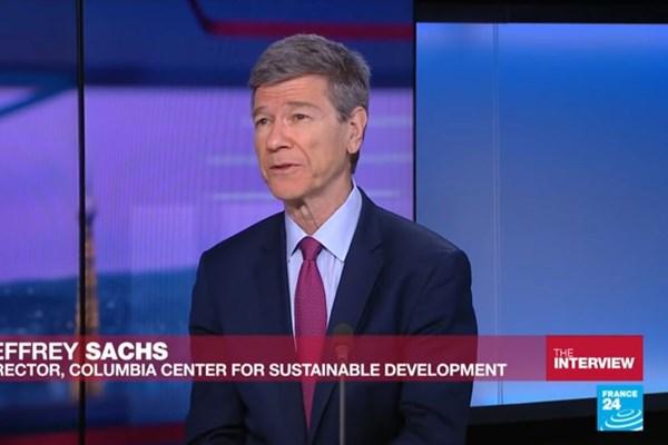 جفری ساکس: ما نیازمند رویکردی جهانی، هوشمندانه، منسجم و مبتنی بر همکاری هستیم