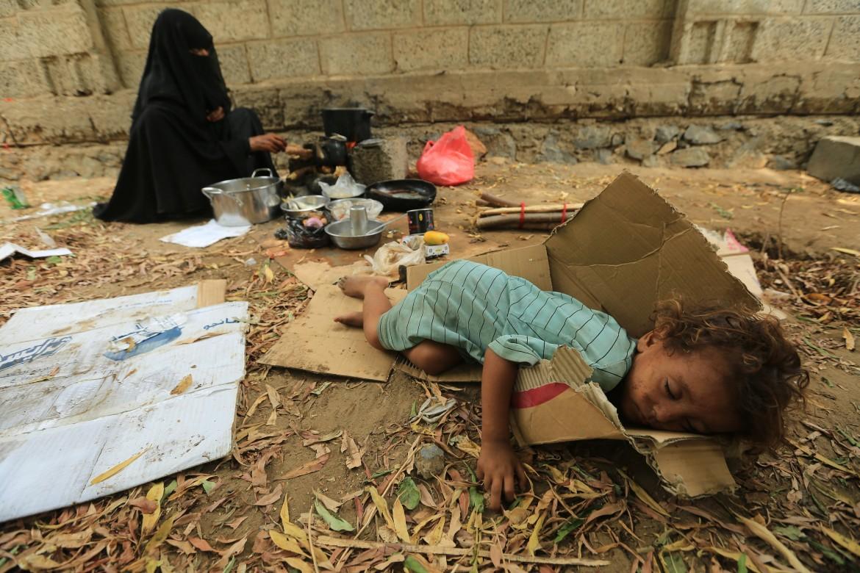 گزارش انجمن دفاع از قربانیان تروریسم در خصوص فاجعه یمن