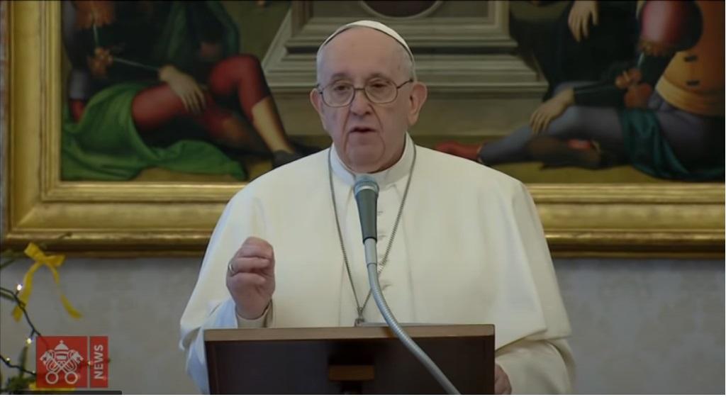 رهبر کاتولیک های جهان: هر یک از ما مردان و زنان دعوت به ایجاد صلح شده ایم  در تمامی روزها و مکان هایی که زندگی می کنیم