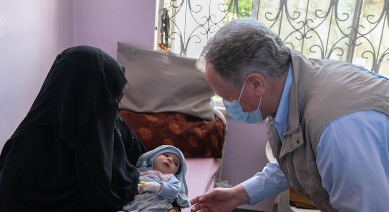 دیوید بیسلی: یمن به جهنمی بر روی زمین تبدیل شده است