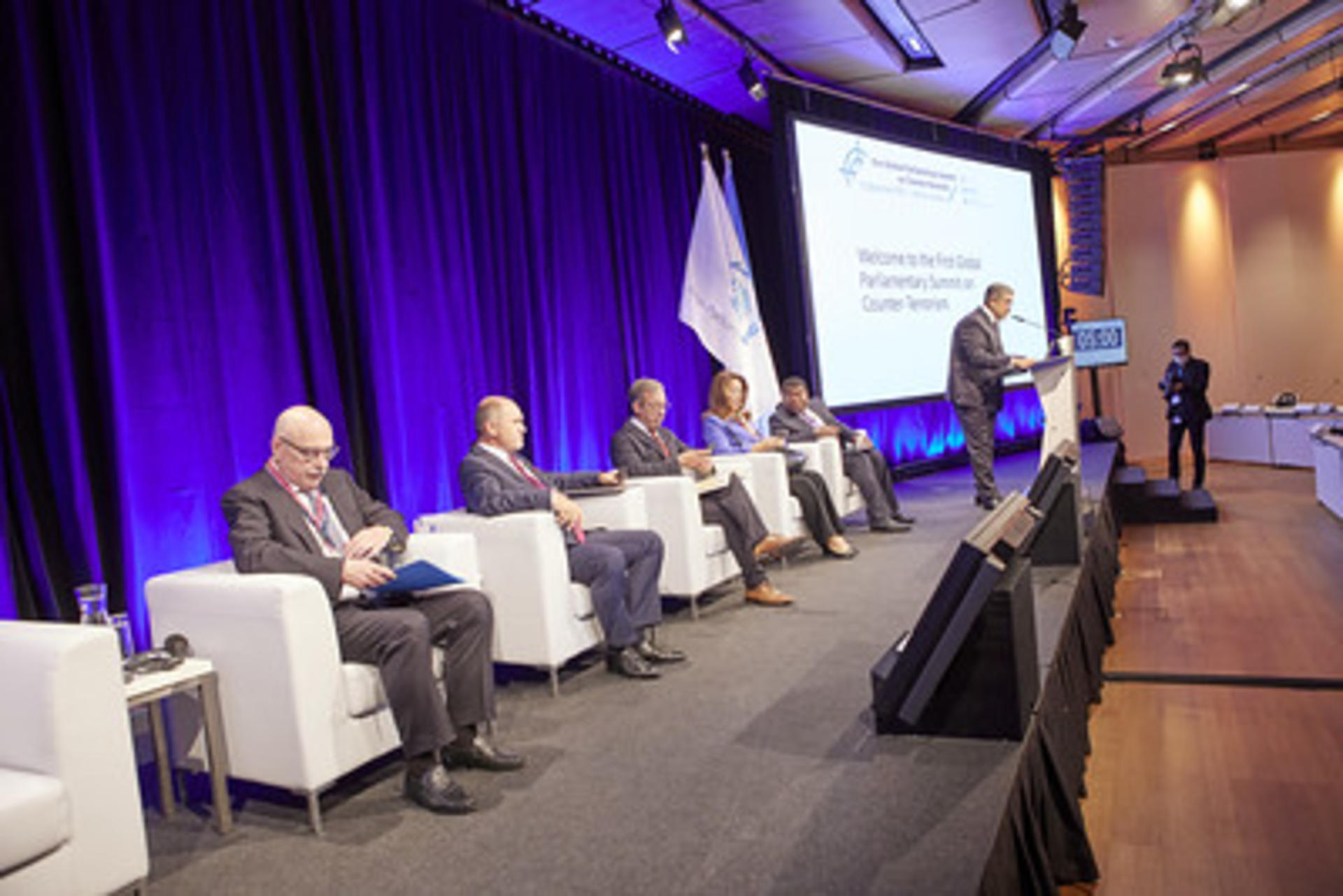 همایش روسای مجالس جهان برای مقابله با تروریسم